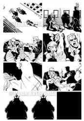 Peculiar Jones, page 4, inks by peculiarjones