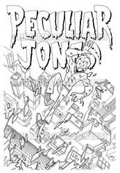 Peculiar Jones, page 6, inks by peculiarjones