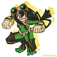 Froppy by Matalemures