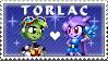 Torlac Stamp by Spookyrus
