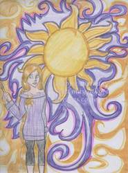 Tangled-Bleed Out The Sun-Contest Entry by X-Miss-Valerie-X