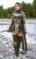 Altmer from The Elder Scrolls Online by aprilgloriacosplay