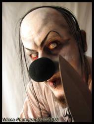 Zombie Klown-5 by Uzariel