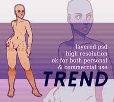 Trend Base | P2U | cash + points by helloabakkus