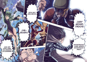 One Punch-Man 115 by junior3
