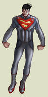 Superman Redesign 2 by Incognegro65