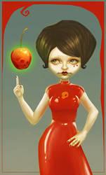 Cherry Red by novac