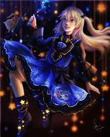 Magic Series: Aster by HammySan