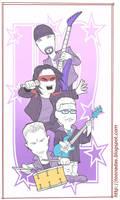 U2 by Ferlancer