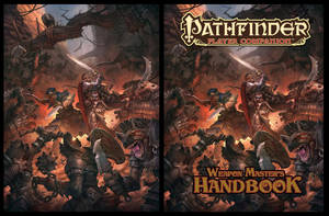 Pathfinder: Weapon Master's Handbook by Dabana