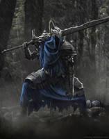Knight Artorias by ArturJag