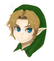 LoZ: young link by norong