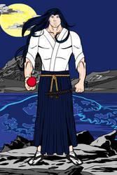 Ukyo Tachibana - Samurai Showdown by MetalHarbinger084