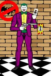 The Joker by MetalHarbinger084