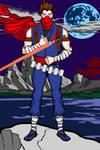 Strider Hiryu - Strider by MetalHarbinger084