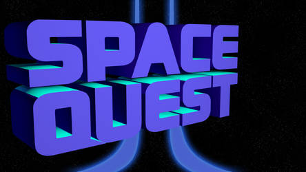 Space Quest 2 1440p (II Streaks) by MusicallyInspired