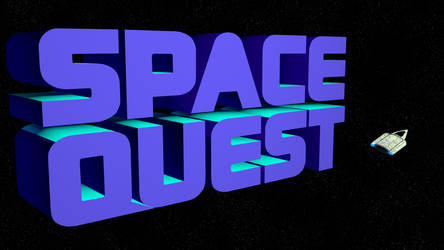 Space Quest 2 1440p (Ship) by MusicallyInspired