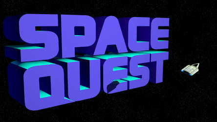 Space Quest 2 1440p (Ship/Shadow) by MusicallyInspired