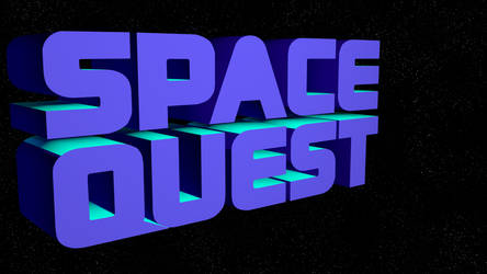 Space Quest 2 1080p (Title Only) by MusicallyInspired
