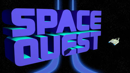 Space Quest 2 1080p (Ship/Shadow/II Streaks) by MusicallyInspired