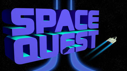 Space Quest 2 1080p (Ship/Shadow/Trails/II Streaks by MusicallyInspired