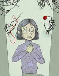 Coraline by gryffindor-girl