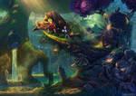 Epic Journey by volkanyenen