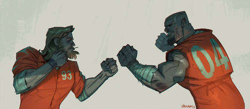 Fight! by volkanyenen