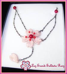 Sakura fantasy by Sarudanya