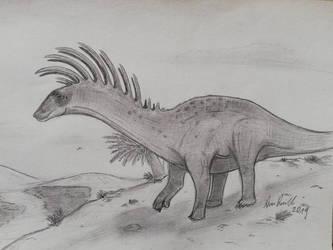 Bajadasaurus: Punk's Not Dead (It's Extinct) by ArminReindl