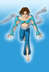 Nadia Goddess of Water by Thalil
