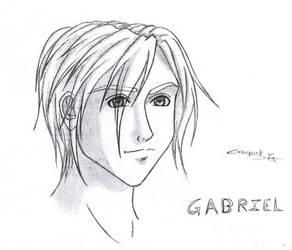 Gabriel by Thalil
