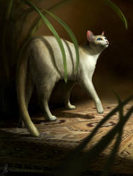 Casper's Portrait by KlakKlak