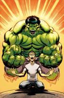 Hulk 13 cover by EdMcGuinness
