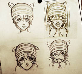 Expresiones by Darthandart
