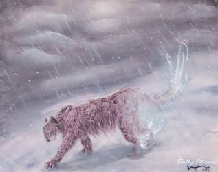 Blizzard by sherikon
