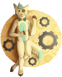 Clockwork - [commission] by VictoriaAscencio