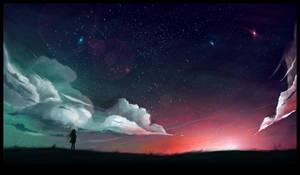 Sky by s0ggywaffls