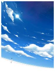 Sky 2 by s0ggywaffls