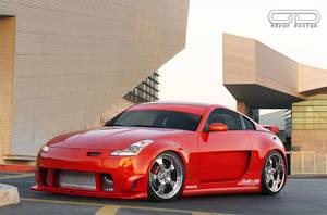Nissan 350Z by odyar