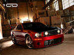 Ford Mustang by odyar