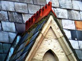 Church detail by rotellaro