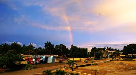 Rainbow by byfrankiec