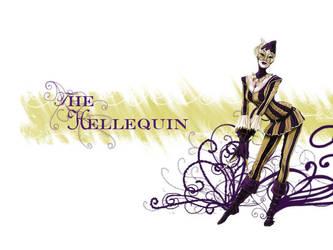 The Hellequin by Morgue-Hallelujah