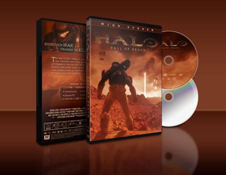 Halo DVD Mock Up by CSutherland