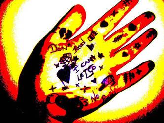 hand of many by artash