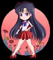 Sailor Mars by Klimene