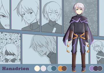 CS: Hanadrion by Klimene