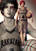 Akashi by Shilozart