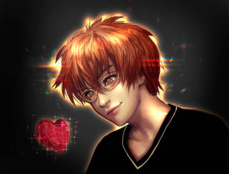 Heart 707 by Shilozart